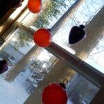 Glass Ball Curtain